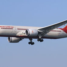 Air India Stansted
