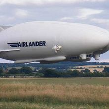 Hybrid Air Vehicles Airlander