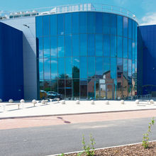 The Future Business Centre at the Abax Stadium in Peterborough