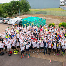 Anderson Group Chelmsford bike ride for autism charity