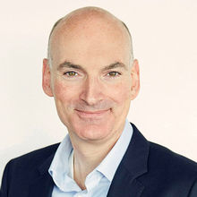 Andrew Williamson, managing partner of Cambridge Innovation Capital, one of the accelerator's backers