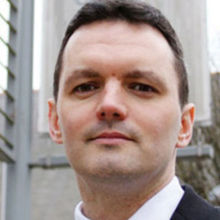 Dr Aled Jones, director of Anglia Ruskin's Global Sustainability Institute and a co-investigator at CUSP