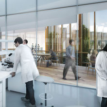 Astrazeneca laboratory Cambridge