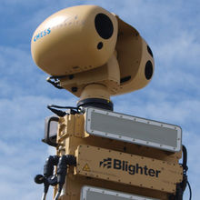 Advanced radar technology from Blighter Surveillance Systems