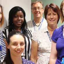 NIHR Cambridge BioResource research nurses