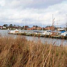 Oulton Broad boating river