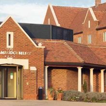 Cambourne Cambridge Belfry