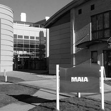 The Maia Building on Babraham Bioscience Campus