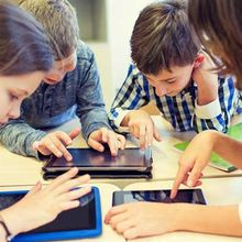 ipad children edtech