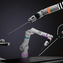 Cambridge Medical Robotics CMR Versius