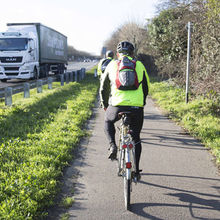 cycle route east of England