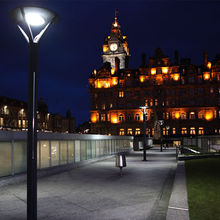 Dialight in Edinburgh