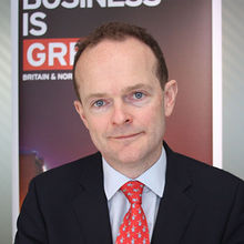 Dominic Jermey is CEO of UKTI