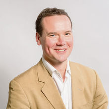 Dominic Vergine, ARM's Head of Sustainability and Corporate Responsibility