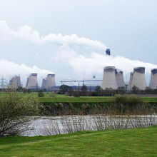 The Drax power plant in North Yorkshire. Picture courtesy Harkey Lodger