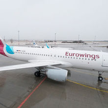 Eurowings Munich Stansted