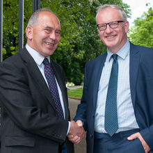 Nigel Farthing and James Austin of Birketts