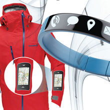 FlexEnable jacket - wearable technology