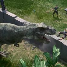 Jurassic World Frontier Developments