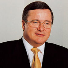 GW Pharmaceuticals Dr Geoffrey Guy, who is executive chairman