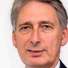 Philip Hammond Crown copyright