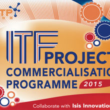 ITF Projects Commercialisation Programme 2015