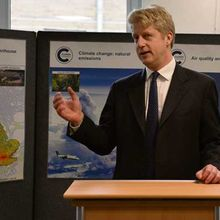 Science Minister Jo Johnson