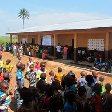 Kate Gross Community School Sierra Leone