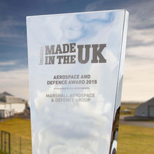 Insider Made in the UK Aerospace and Defence award 2015