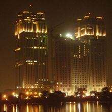 Egypt: Nile City Towers