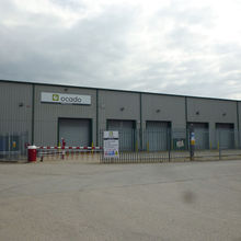 ocado, peterborough, retail