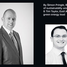 Simon Pringle and Tim Taylor of BDO