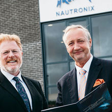 Proserv and Nautronix COO's David Lamont and Mark Patterson