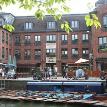Cambridge Quayside offices