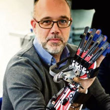 University of Hertfordshire robotic glove