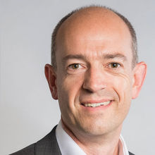 Simon Segars, CEO of ARM in Cambridge