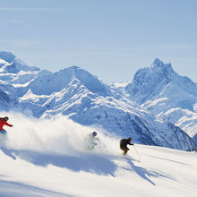 Skiing holidays from Inghams out of Cambridge Airport