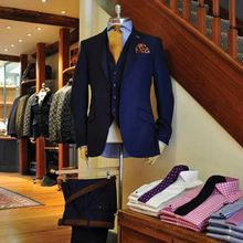Trotter and Deane menswear Cambridge