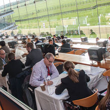UKTI Explore Export at Newmarket Racecourse