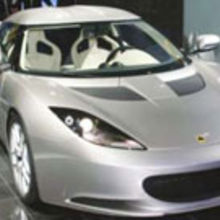 The Evora is Norfolk-based Lotus' first all-new car in 14 years
