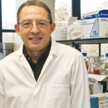Dr Sophien Kamoun, head of The Sainsbury Laboratory at Norwich Research Park