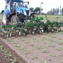 Garford Farm Machinery's RoboCrop system