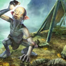 Tolkien big money: Gollum offers monster opportunity (Pic courtesy The Lord of the Rings Online by Turbine Inc)
