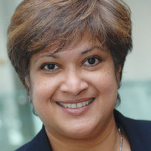 Cambridge Wireless CEO Dr Soraya Jones